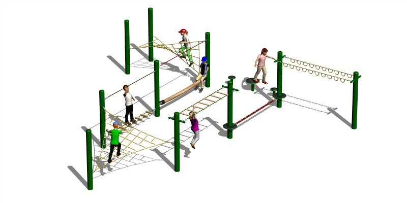 Play Park - Adventure Park 18