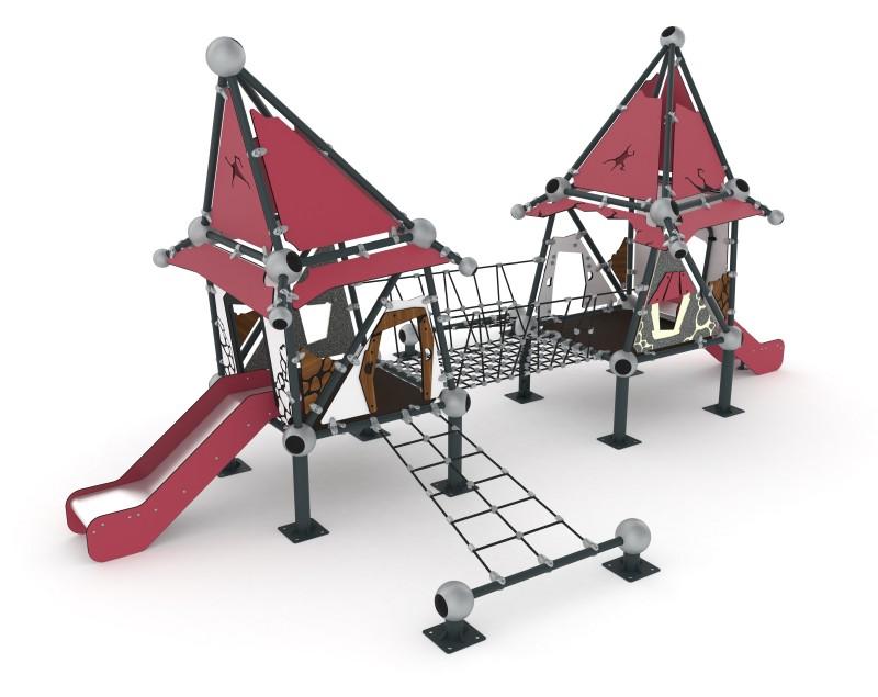 Play Park - Domek Czarownicy 4