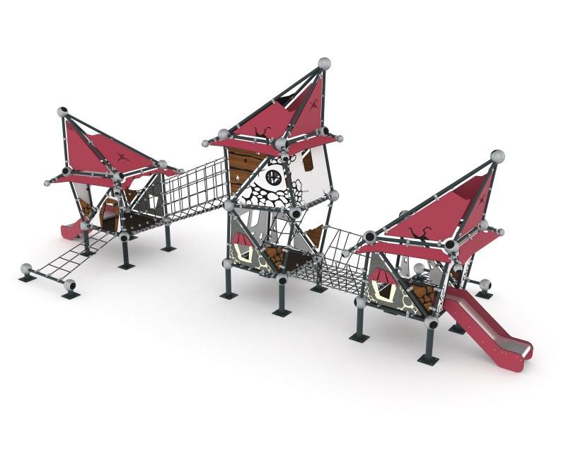 Play Park - Domek Czarownicy 6