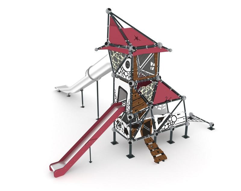 Play Park - Domek Czarownicy 7