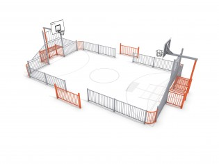 PLAY-PARK - ARENA 1 (11x7m)