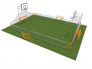 PLAY-PARK - ARENA 1 (11x7m)