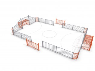 PLAY-PARK - ARENA 1a (11x7m)