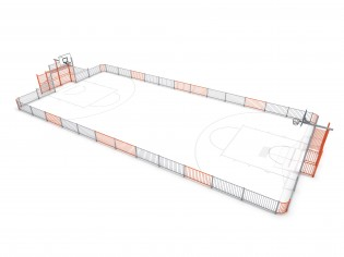 PLAY-PARK - ARENA 2a (25x12m)