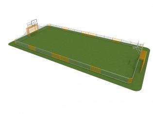 PLAY-PARK - ARENA 2a (25x12m)