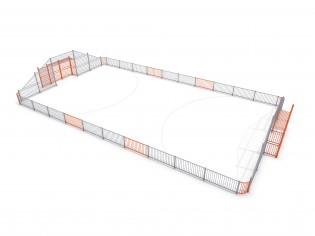 PLAY-PARK - ARENA 3a (21x12m)