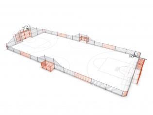 PLAY-PARK - ARENA 4 (26x12m)