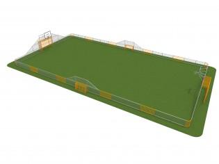 PLAY-PARK - ARENA 5 (30x16m)