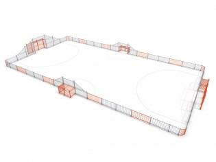 PLAY-PARK - ARENA 5a (30x16m)