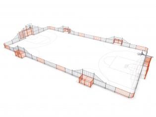 PLAY-PARK - ARENA 5b (30x16m)