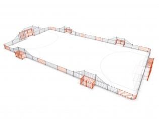 PLAY-PARK - ARENA 5c (30x16m)