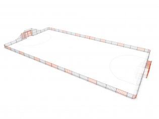 PLAY-PARK - ARENA 6 (39x20m)