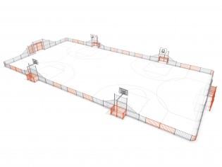 PLAY-PARK - ARENA 6a (40x20m)