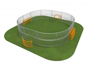 PLAY-PARK - SOCCER RING 1