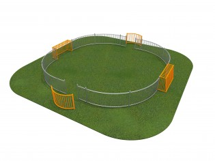 PLAY-PARK - SOCCER RING 2