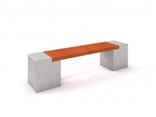 Ławka betonowa DECO 11