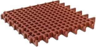 PLAY-PARK - FLEXI-STEP Bezpieczna Kratka 45 mm, HIC=1,5 m