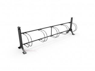 INTER-FUN - Stojak rowerowy żeliwny 01