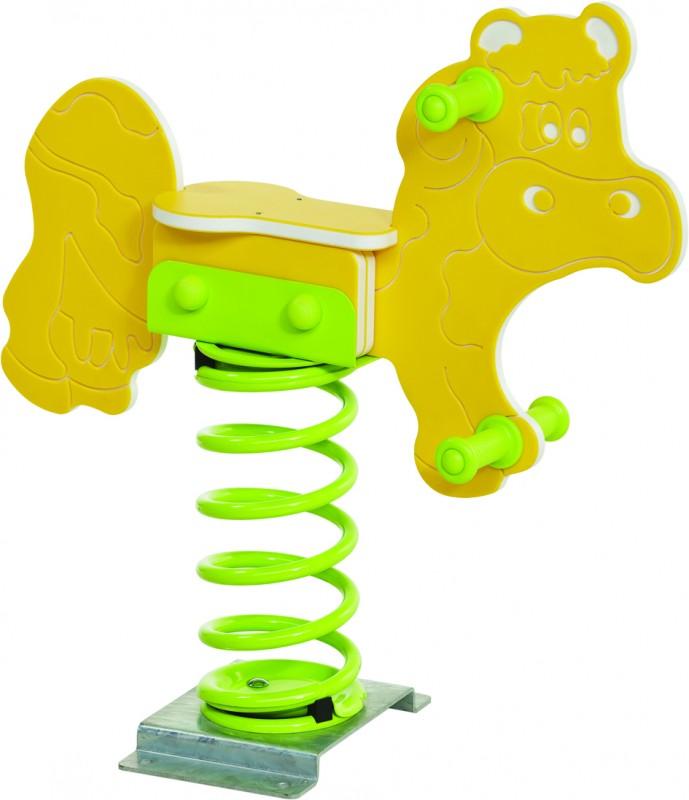 Bujak na sprężynie SMOK Place zabaw
