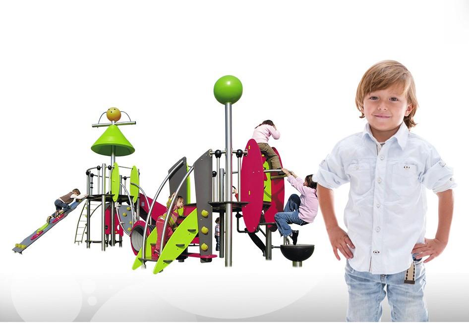 charakterystyka placów zabaw