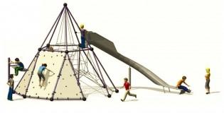 PLAY-PARK - Linarium Skyclimber 2