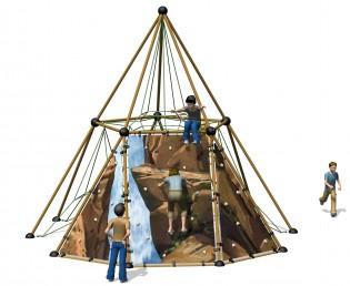 Linarium Skyclimber THE ROCK