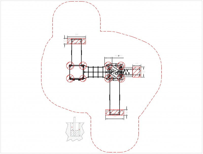 Plac zabaw Zestaw Avelo 2-3 PLAY-PARK
