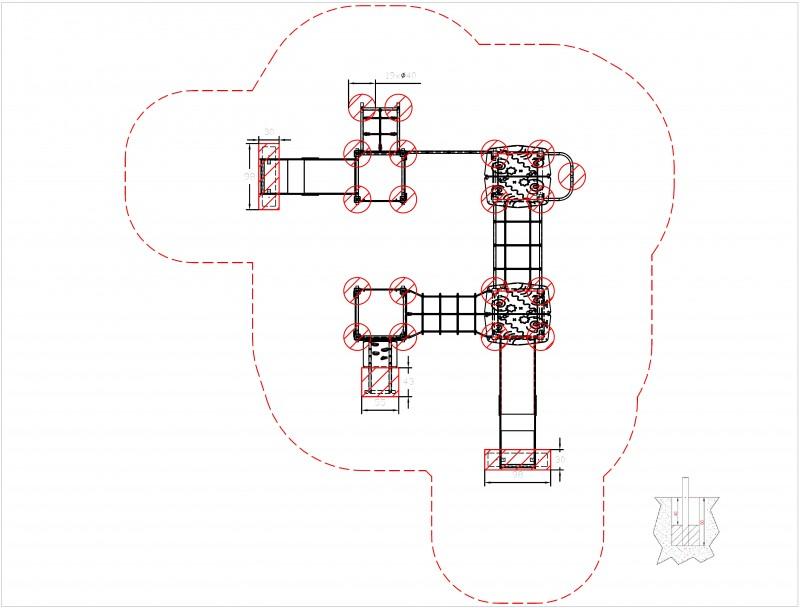 Plac zabaw Avelo 4-2 PLAY-PARK