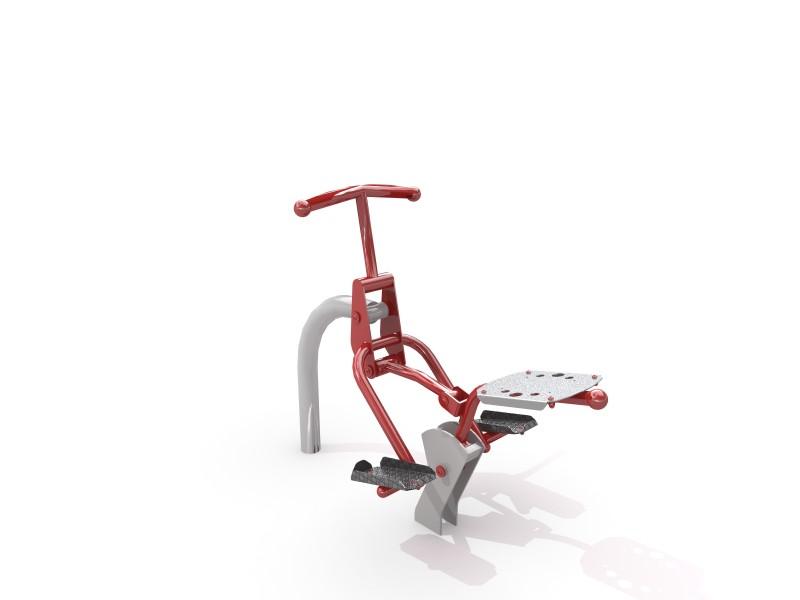 Plac zabaw Jeździec wersja KOMFORT PLAY-PARK