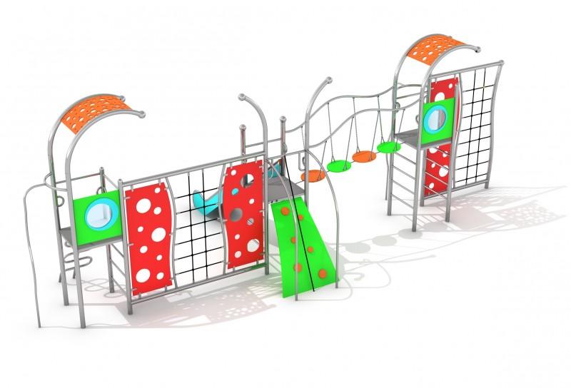 Plac zabaw Zestaw Domo 3-3 PLAY-PARK