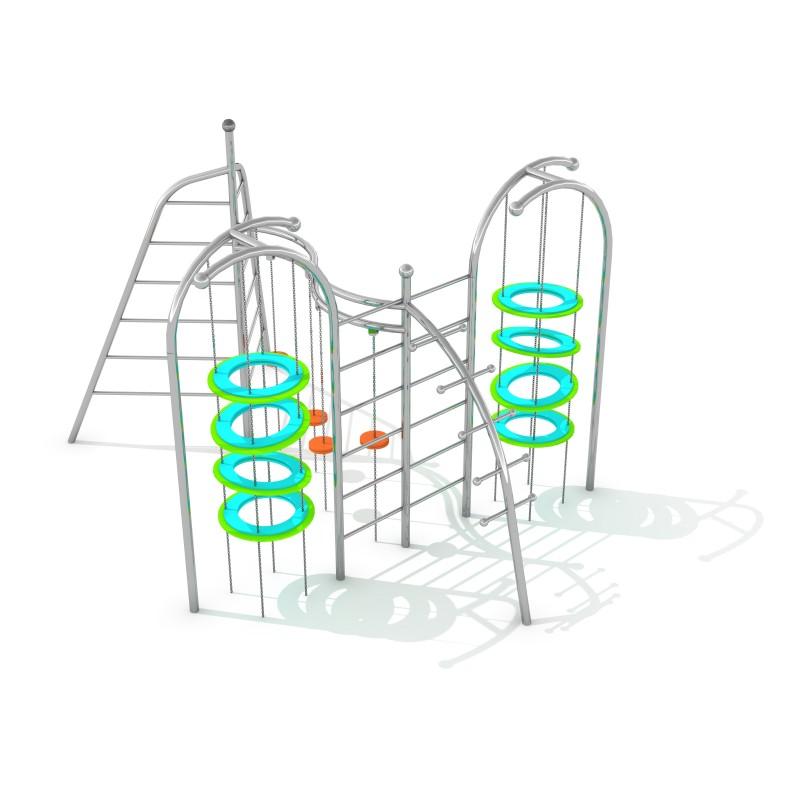 Plac zabaw Zestaw Eskalo 8 Play Park