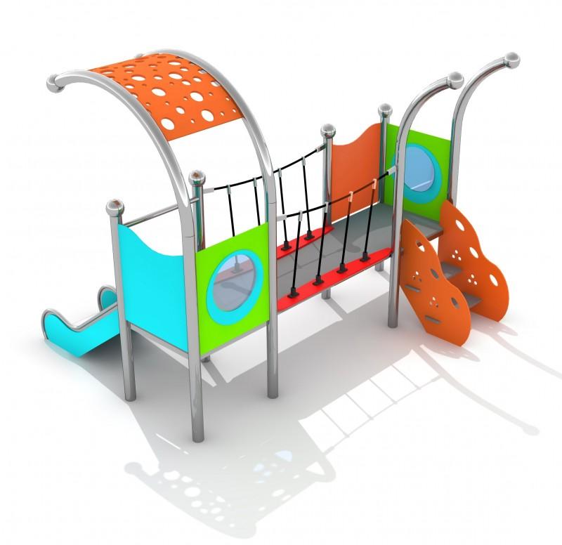 Plac zabaw Zestaw Infano 4 Play Park