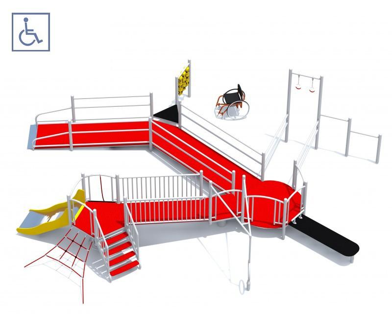 Play Park - Zestaw Centaur