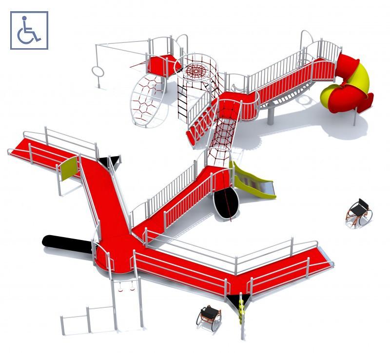 Play Park - Zestaw Dragon