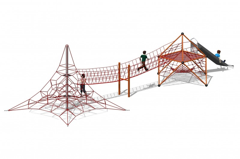 Play-Park Serie na place zabaw combo