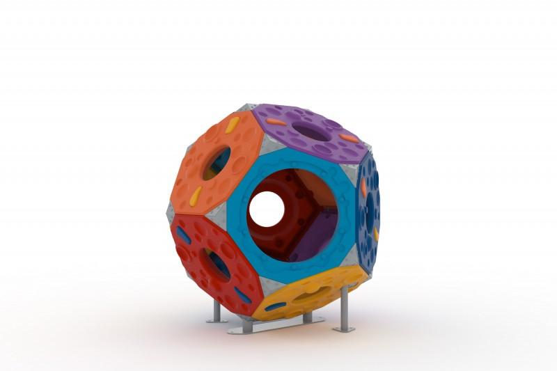 Domki plastikowe dla dzieci Zestaw Kula 1