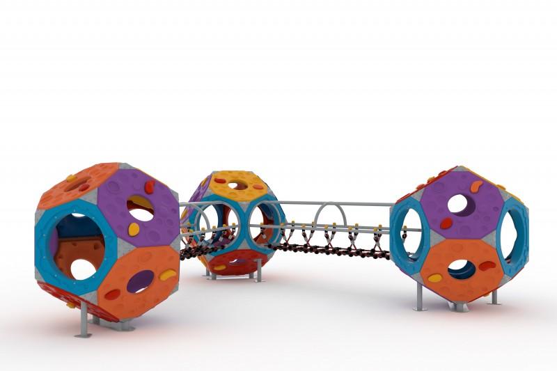 Play Park - Zabawki wspinaczkowe Zestaw Kula 11