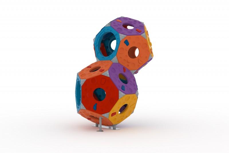 Play Park - Zabawki wspinaczkowe Zestaw Kula 2