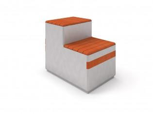 Ławka betonowa DECO 14