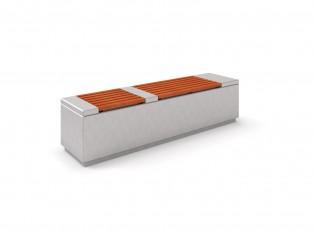 Ławka betonowa DECO 3