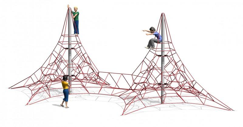 Play Park - Zabawki wspinaczkowe Vaalserberg 2