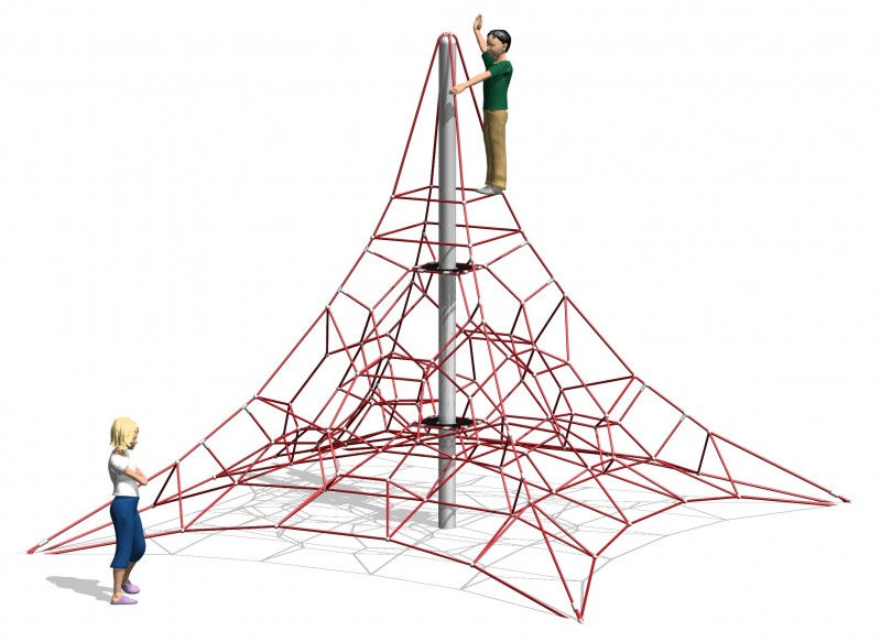 Play Park - Zabawki wspinaczkowe Vaalserberg