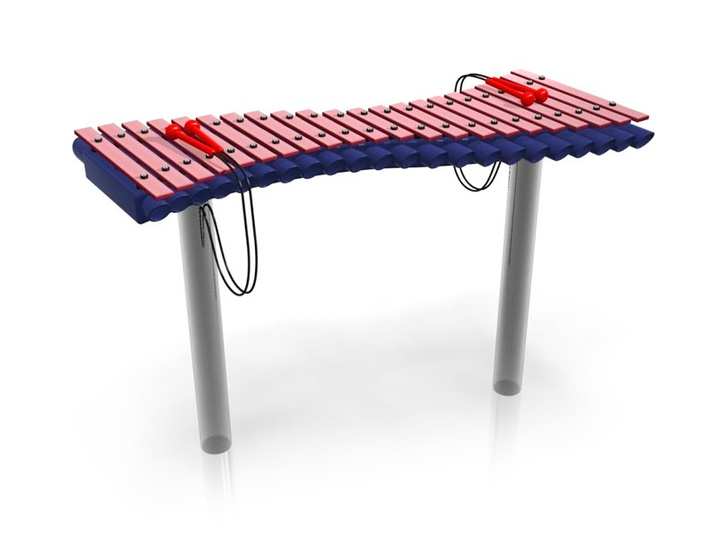 Zabawki na place zabaw  instrumenty muzyczne TONO