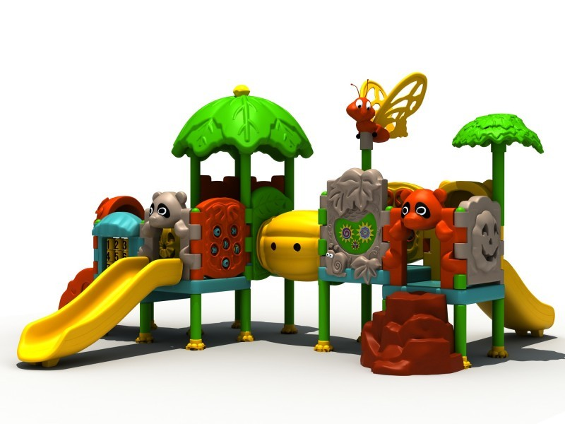 Zabawki na place zabaw  seria KIDS