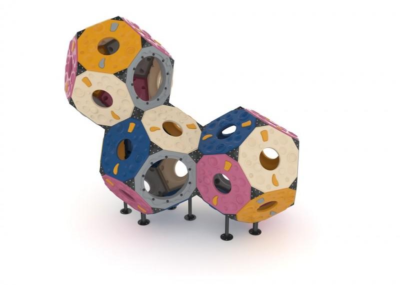Zabawki na place zabaw  seria KULA