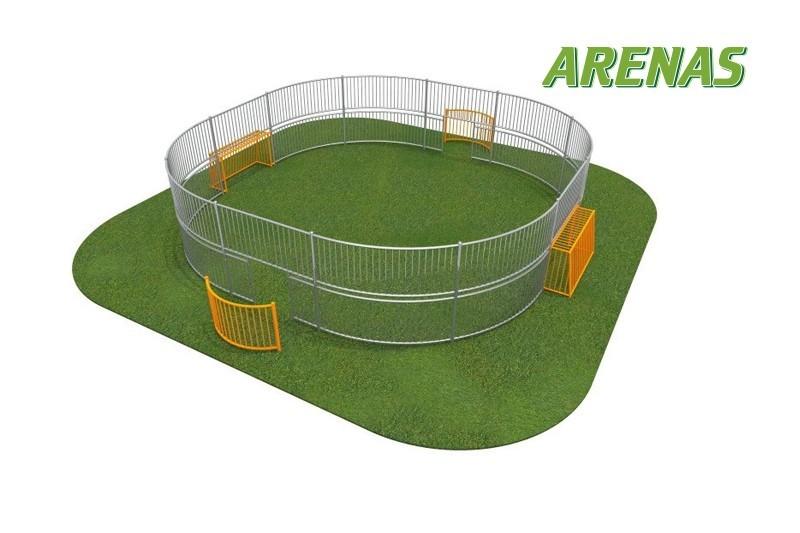 Play-Park Serie na place zabaw areny-sportowe