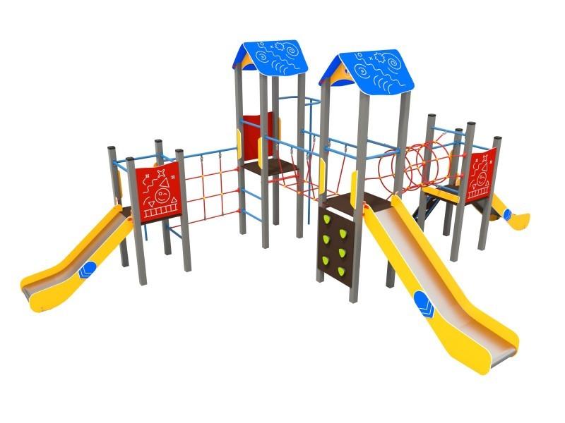 Zabawki na place zabaw  seria AKRA