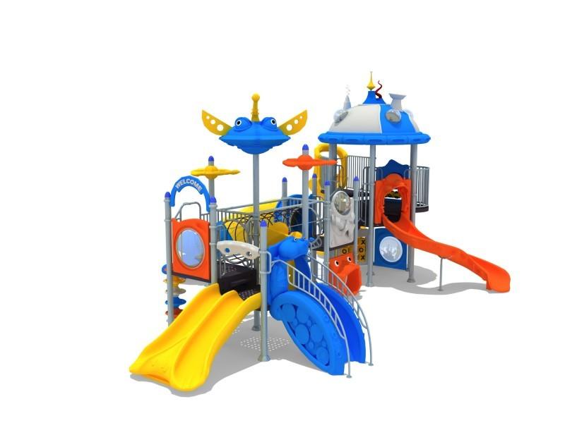Zabawki na place zabaw  seria COSMOS