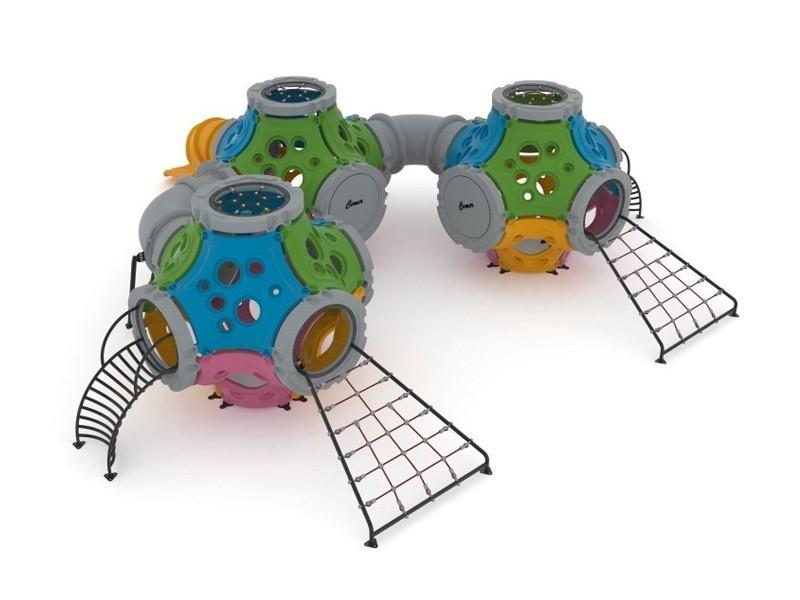 Zabawki na place zabaw  zestawy TUNEL