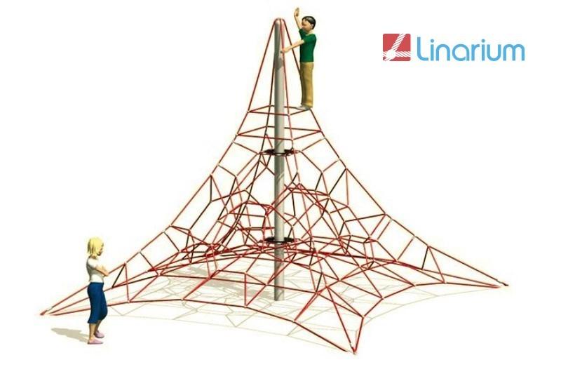 Play-Park Serie na place zabaw piramidy